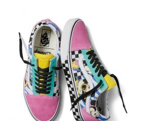 5623fd9baa Vans e la collezione di scarpe dedicate a Topolino