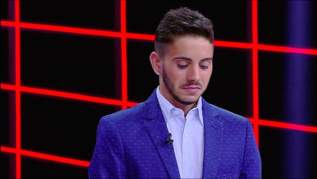 Nicolò Scalfi il campione di Caduta libera lascia il gioco ecco perchè