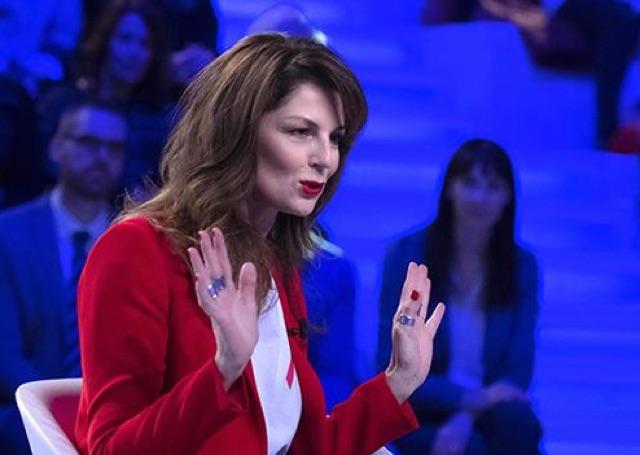 Marina La Rosa a Verissimo parla di Rocco Casalino e del Grande Fratello