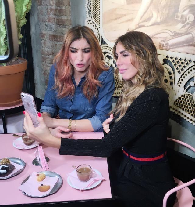 Guendalina Canessa e Margherita Zanatta su instagram alla soglia dei 40 anni
