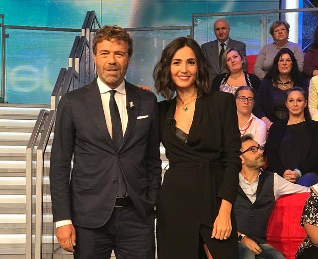 Massimo Ciavarro da idolo dei fotoromanzi a attore di successo