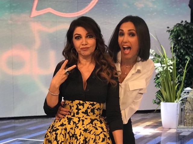 """Cristina D'Avena album di duetti e una confessione:""""Non mi manca essere mamma"""""""