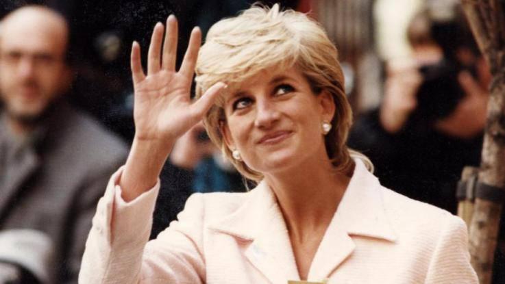 Derek Deane a Domenica Live il confidente di Lady Diana e i suoi segreti