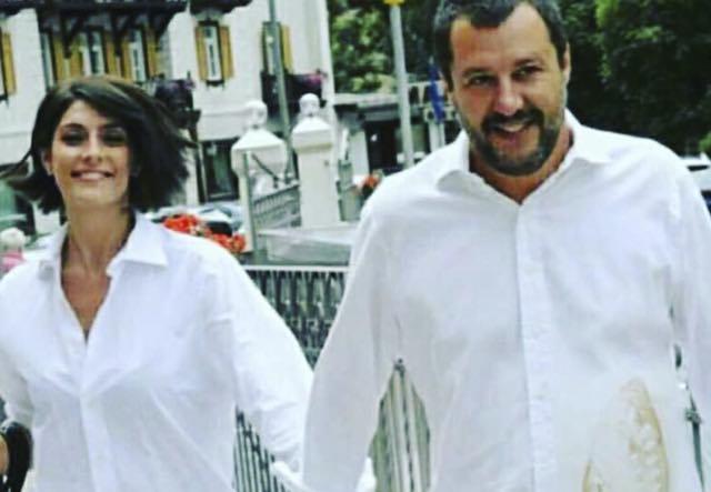 Matteo Salvini e Elisa Isoardi si sono lasciati è ufficiale, le parole di lei