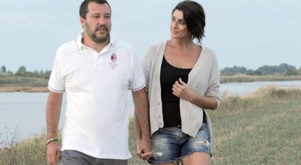 """Matteo Salvini è ufficiale:""""Sono single e lasciate in pace Elisa a La Prova del cuoco"""""""