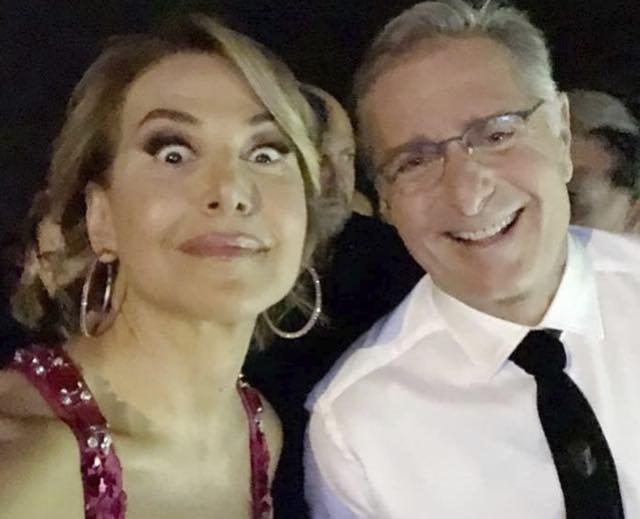 Barbara D'Urso e lo scherzo a Scherzi a parte mentre è in diretta, i dettagli