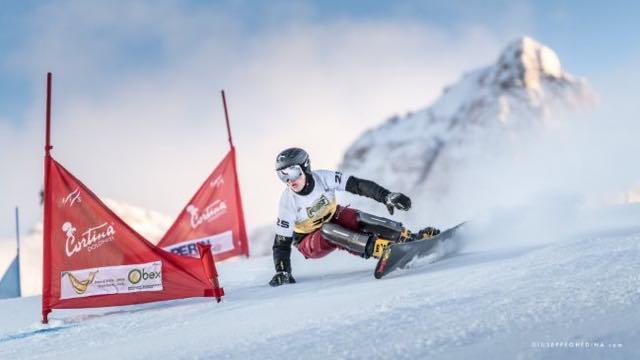Coppa del mondo di snowboard a Cortina in attesa dei Mondiali del 2021