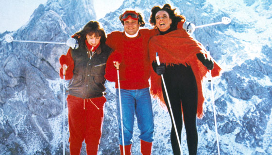 Vacanze di Natale perchè in montagna ci si abbronza di più?