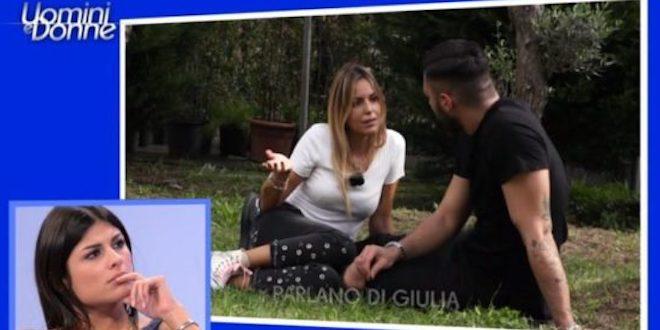 Anticipazioni Uomini e donne Claudia lascia Lorenzo e lo studio e se ne va