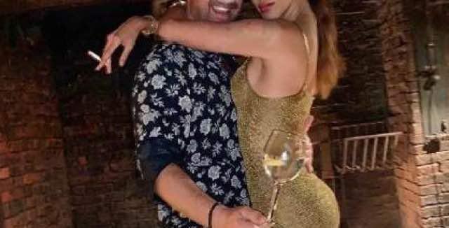 Belen Rodriguez in Argentina ecco Giancarlo il suo fidanzato?