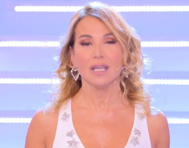 Barbara D'Urso da giovane nella puntata di Pomeriggio 5 del 7 gennaio