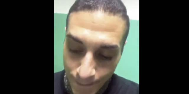 Francesco Chiofalo le tristi parole in un video prima dell'operazione al cervello