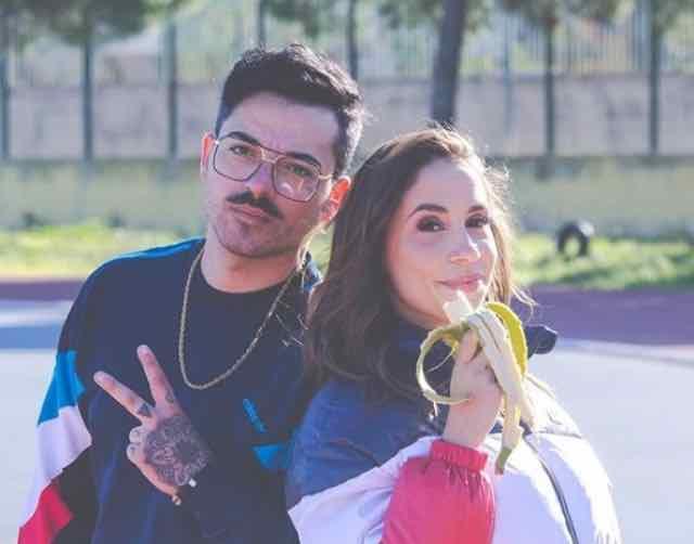 Malena star dell'hard nel nuovo video del rapper Nilo