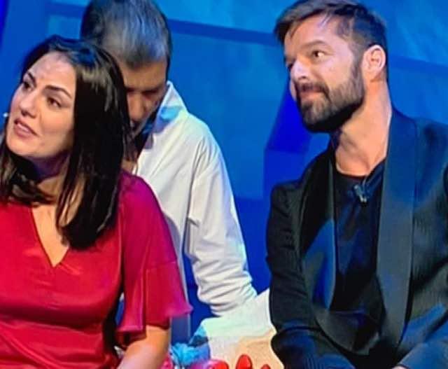 """Ricky Martin a C'é Posta per te:""""Ho due figli fantastici che mi criticano quando ballo"""""""