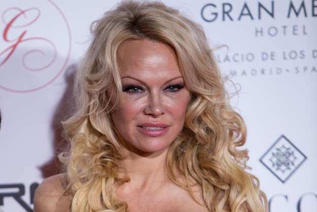 """Pamela Anderson a Verissimo esclusiva:""""La mia immagine dopo Playboy"""""""
