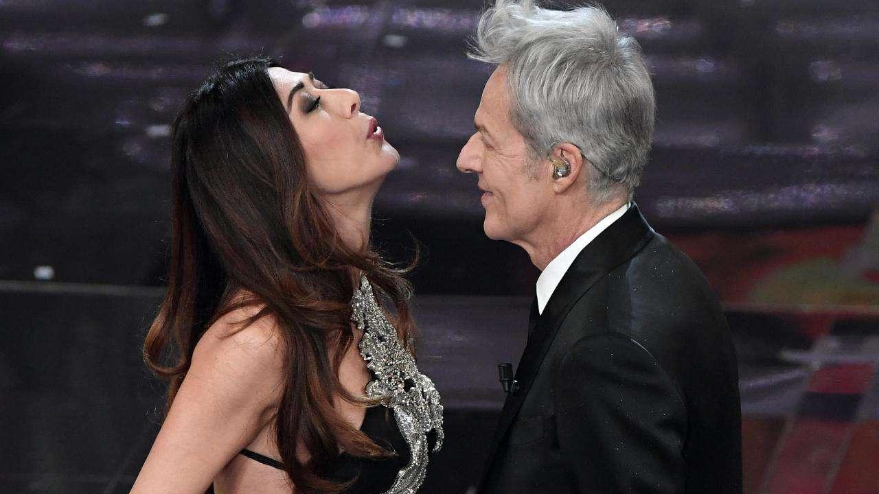 Virginia Raffaele abito e stilista Sanremo 2019 che look ha scelto?