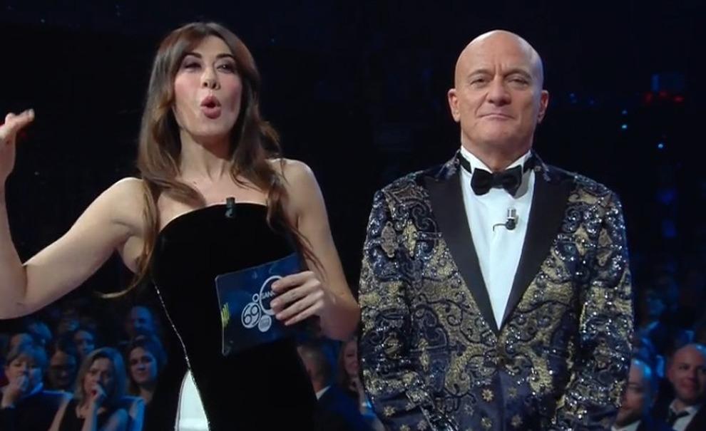 Sanremo 2019 Virginia Raffaele e Claudio Bisio non vanno d'accordo? Le dichiarazioni