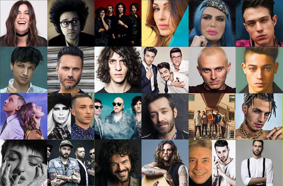 Sanremo 2019 chi vince? Vota la tua canzone preferita quella che vorresti sul podio