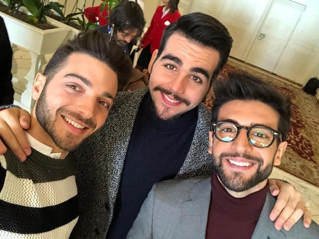 Il Volo dopo Sanremo 2019 risponde agli insulti ricevuti dai giornalisti