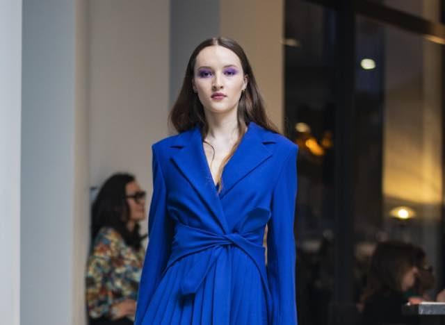 """Fashion show di Jenny Monteiro per la collezione """"HARMONICA"""" AI 19-20"""