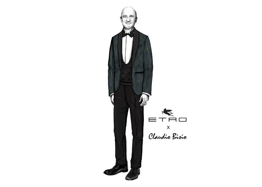 Abito Claudio Bisio Sanremo 2019 che stilista e look ha scelto?