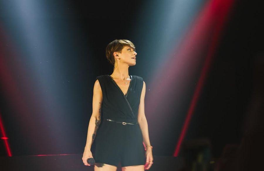 Abito Alessandra Amoroso Sanremo 2019 ospite, che stilista ha scelto?