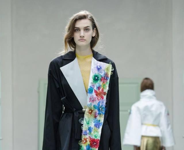 Milano Moda donna Gilberto Calzorali e lo stile un-natural