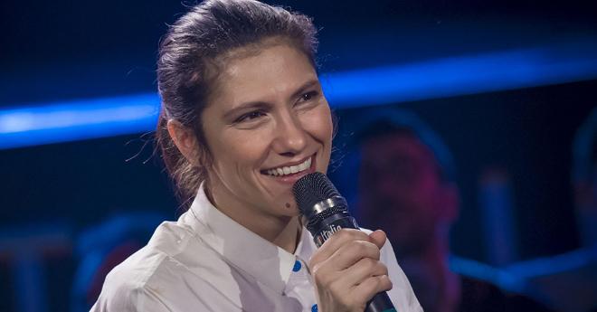 Abito Elisa Sanremo 2019 ospite della finale che stilista ha scelto?