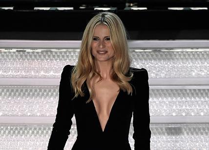 Michelle Hunziker ospite Sanremo 2019 abito e stilista scelto per l'Ariston