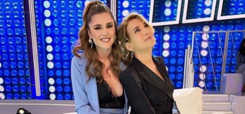 "Ivana e Mauro Icardi a Domenica Live:""Wanda ha allontanato Mauro da noi"""