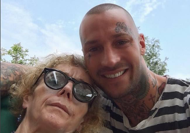 Manuel Vallicella morta la mamma dell'ex tronista di Uomini e donne