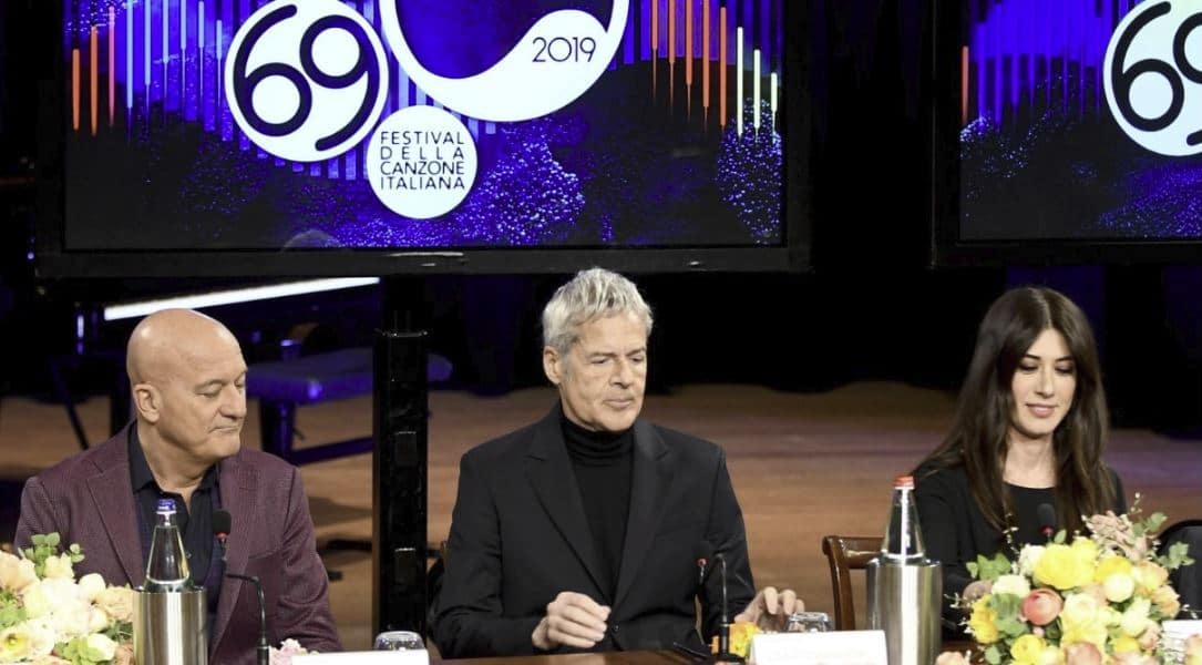 Ascolti Sanremo 2019 terza serata del 7 febbraio spettatori e share