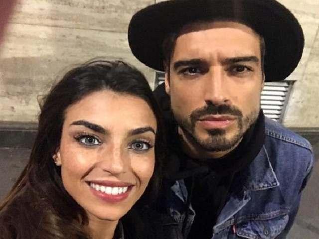 Fabio Colloricchio non è più single si frequenta già con un'altra ragazza nota