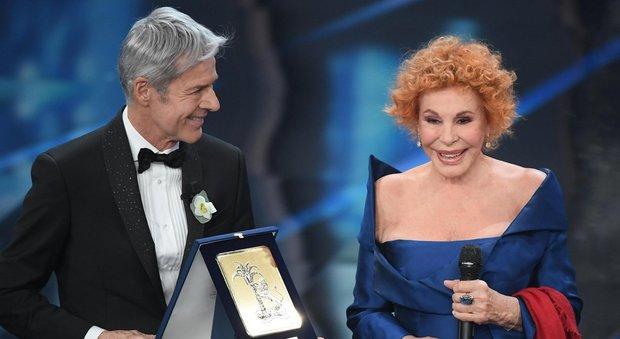 Ornella Vanoni abito Sanremo 2019 stilista a Sanremo 2019