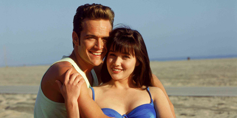 Luke Perry morto il messaggio di Brenda di Beverly Hills 90210