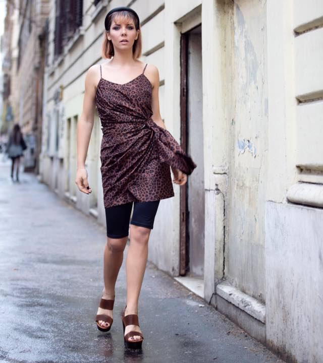 Pantaloncini da ciclista tornano di moda, sexy, trendy e comodi