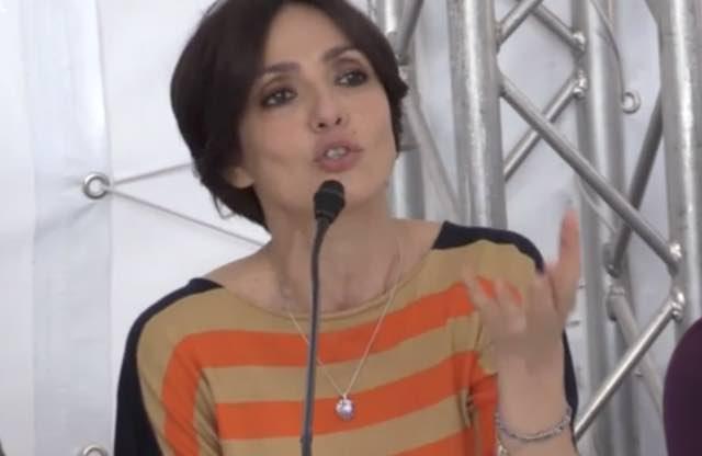 """Ambra Angiolini concerto primo maggio è furiosa:""""Basta con le polemiche inutili sulle donne"""""""