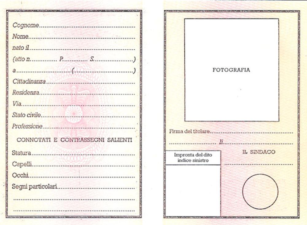 Carta d'identità dei minori nome padre e madre il Torino Pride chiede spiegazioni
