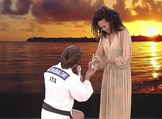 Marco Maddaloni e la proposta di matrimonio a Romina ecco quando si sposeranno