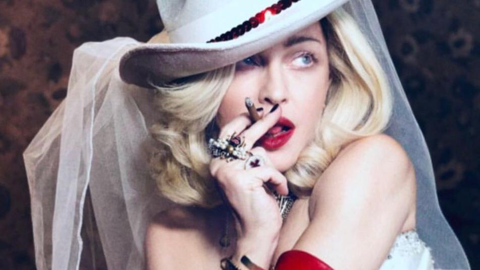 Madonna prima mondiale del video Medellin singolo tratto dal nuovo album