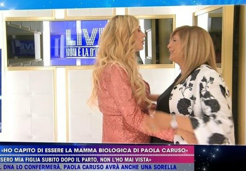 Test DNA Paola Caruso risultato Imma è davvero suo madre naturale?