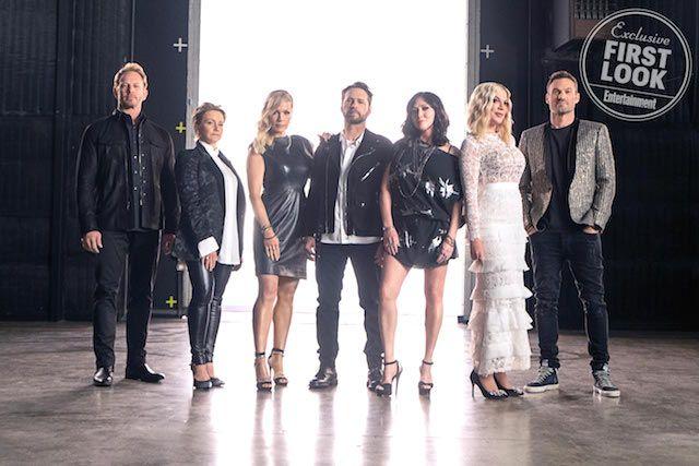 Beverly Hills 90210 il trailer del ritorno sul set dei personaggi ma senza Luke Perry