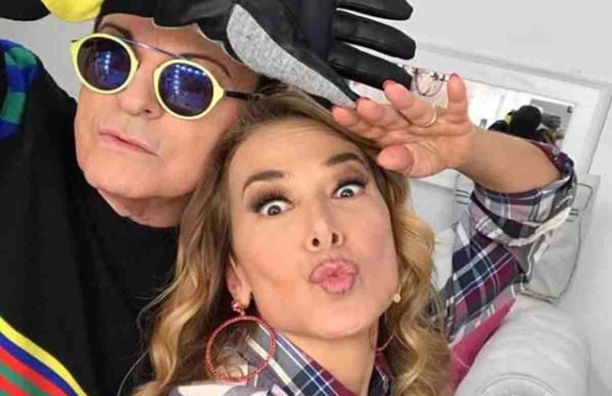 Barbara D'Urso compleanno al Grande Fratello con il video di Dolce Amaro