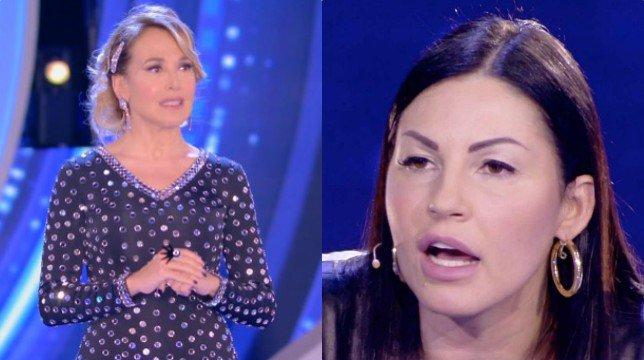Eliana Michelazzo in diretta a Live Non è la D'Urso e la verità sull'acido