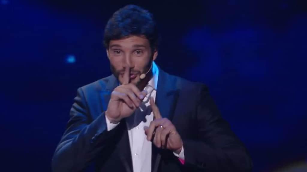 Stefano De Martino sogna un grande varietà dopo l'ultima puntata di Made in Sud