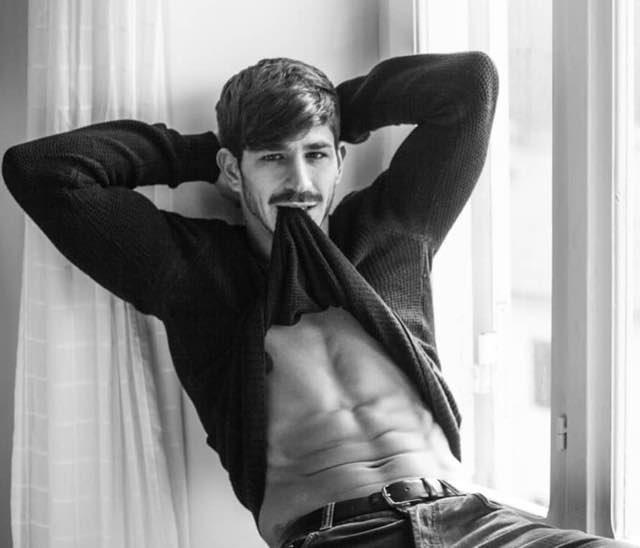 Riccardo Trulli il ballerino sexy di Amici che ha ballato con Rafael