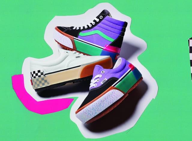 Vans e la scarpa classic ERA per un autunno pieno di colori