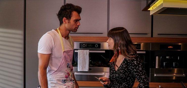 Bitter sweet anticipazioni puntata del 13 giugno Nazli esce con Deniz