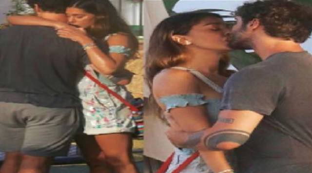 Belen e Stefano si separano il bacio d'addio e la promessa