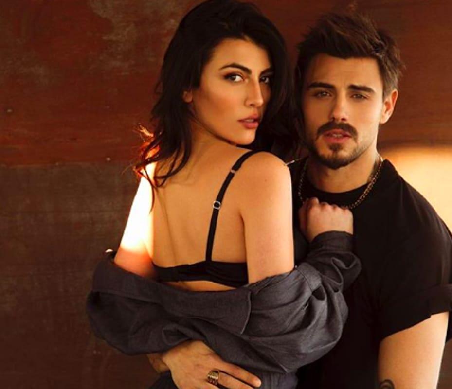 Francesco Monte e Giulia Salemi si sono lasciati le parole di Monte suo social